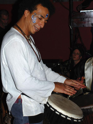 joshua=drum